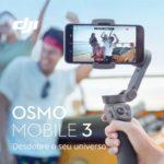 手持ちジンバル DJI OSMO mobile 3を使って撮影してみた!!