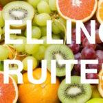 経験者が語る!!路上果物売りの正体について