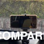 車載動画用の機材を比較!!どっちがいいか検証してみた